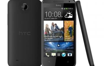 Состоялась презентация HTC Desire 310, первого смартфона компании на MTK