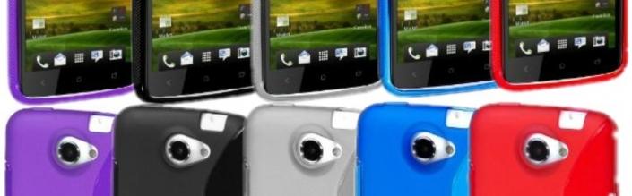 HTC One max выйдет в черном цвете