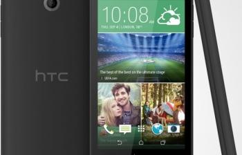 Анонс: 64-битный HTC Desire 510