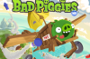 Скриншот игры Bad Piggiesна Андроид