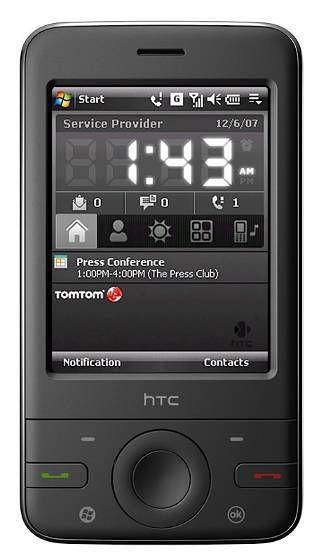 Коммуникатор HTC P3470