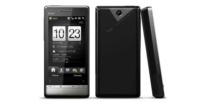 Коммуникатор HTC Touch Diamond 2