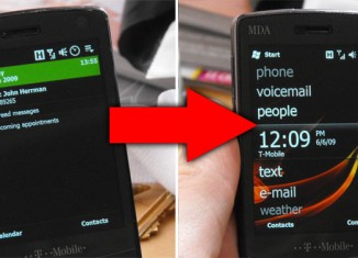 Установка Windows Mobile 6.5
