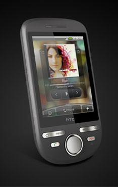Коммуникатор HTC Tattoo
