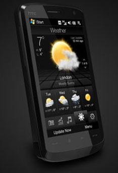 Коммуникатор HTC Touch HD