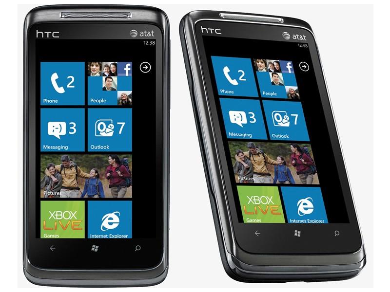 Смартфон HTC 7 Surround