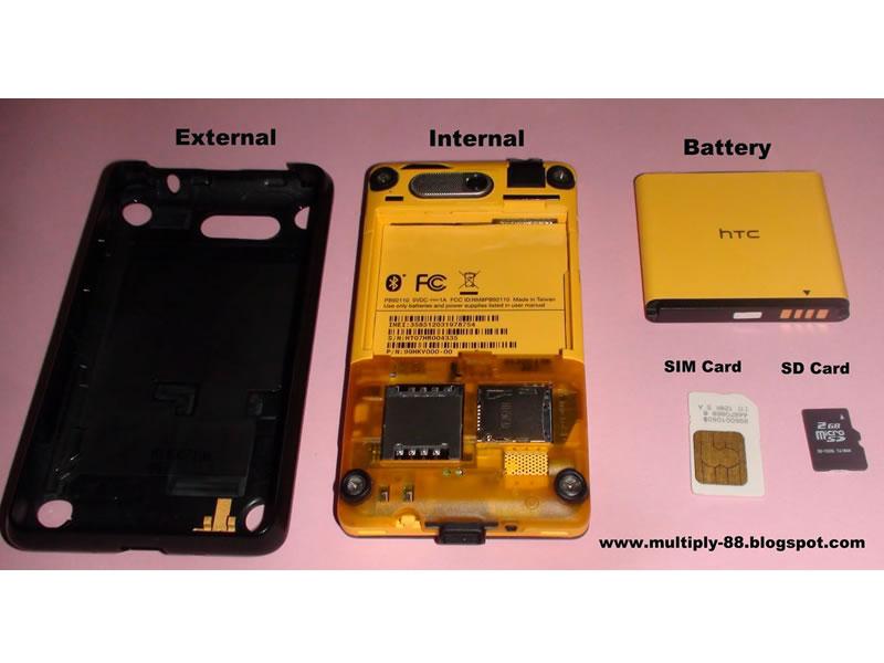 Смартфон HTC Aria