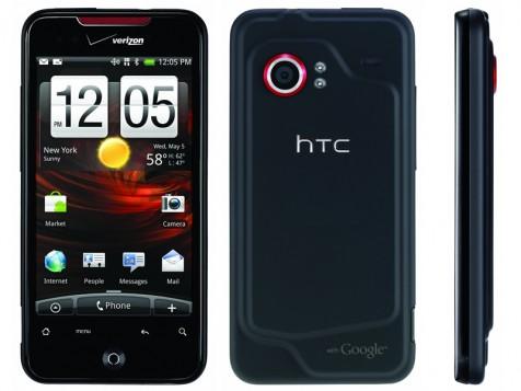 Смартфон HTC Droid Incredible