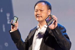 Глава HTC Питер Чоу