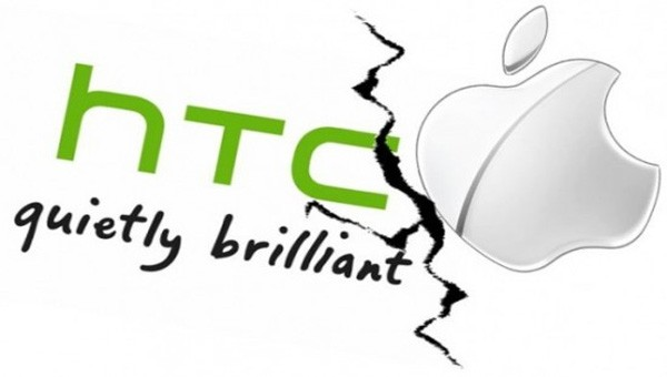 HTC судятся с Apple