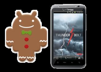 Обновление HTC Thunderbolt