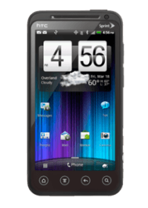 Смартфон HTC Evo 3D