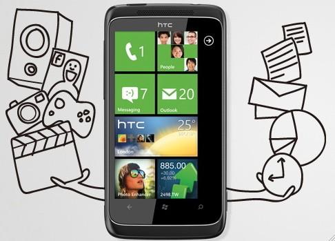 HTC верят в Windows Phone