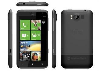 Обзор HTC Titan