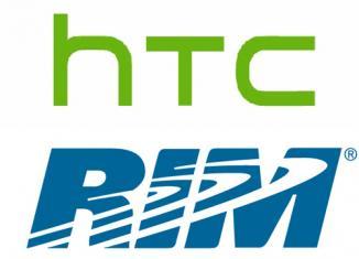 Будет ли HTC сотрудничать с RIM?