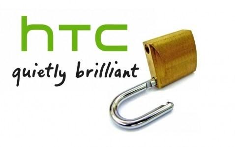 HTC разблокировка