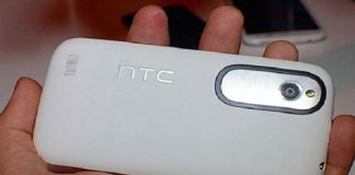 Android-смартфон HTC T328w