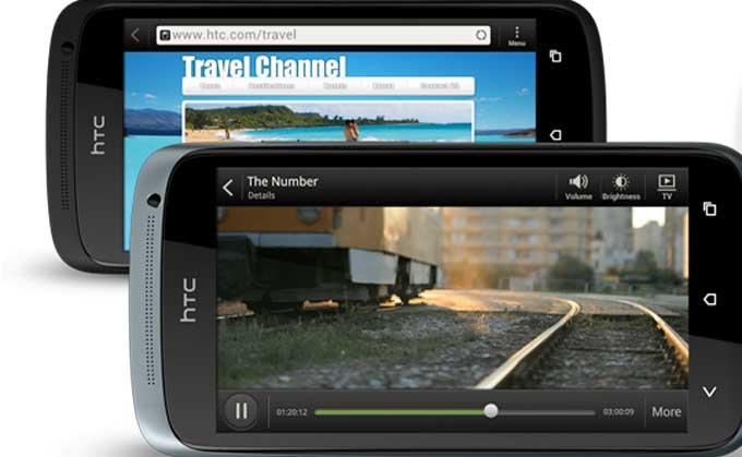 Коммуникатор HTC One S