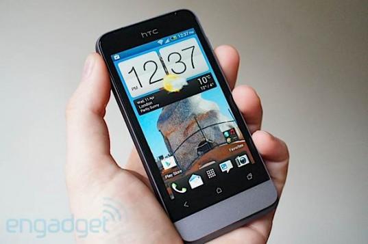 HTC One V