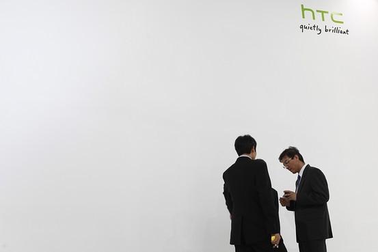HTC покоряют Китай
