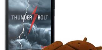 ICS для HTC Thunderbolt