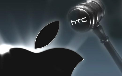 Патенты HTC могут привести к запрету на продукцию Apple