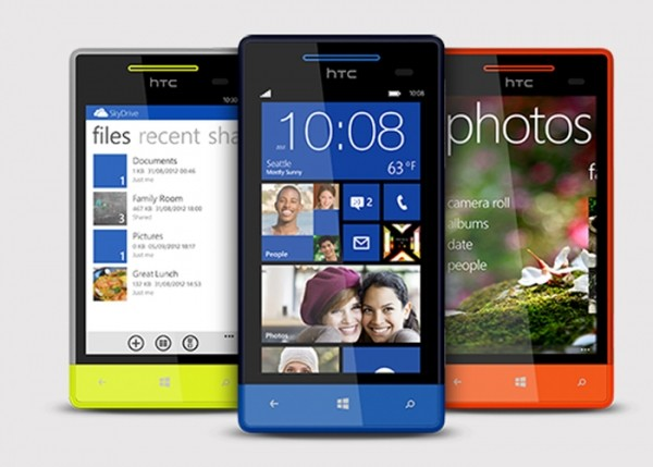 Windows Phone 8S от HTC: обзор