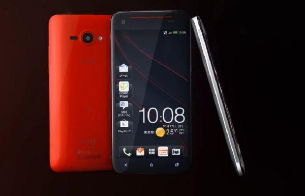 HTC J Butterfly будет продаваться только в Японии?