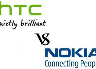 Nokia подадут иск против HTC?