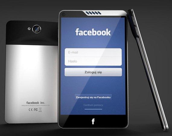 Телефон Facebook