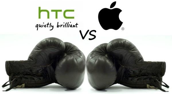 HTC и Apple заключают