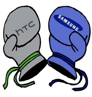 HTC и Samsung: добросовестная конкуренция?