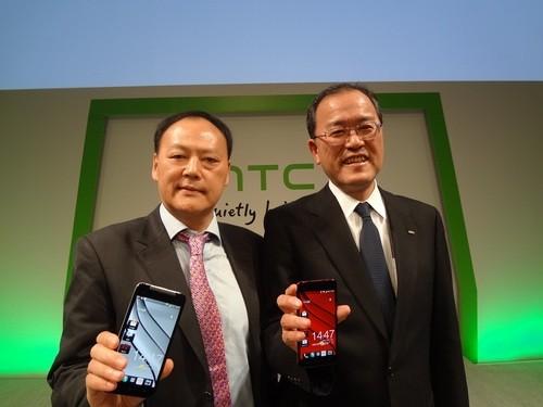 HTC работают над новой версией Butterfly