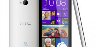 Новый Windows Phone 8 от HTC