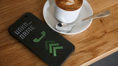 Купить фирменный чехол HTC Dot View
