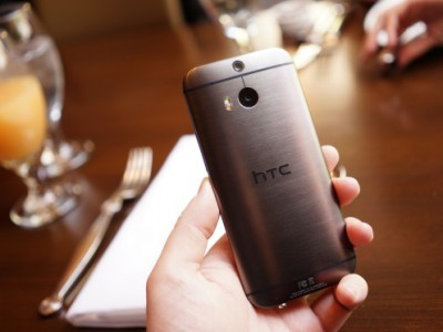 HTC One (M8) Android 5.0.1 Lollipop