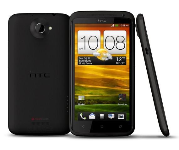 Смартфон HTC One X 16Gb Black