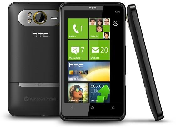 Смартфон HTC HD7S