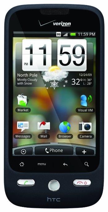 Коммуникатор HTC Droid Eris