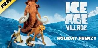 Скриншот игры Ice Age Village на Андроид