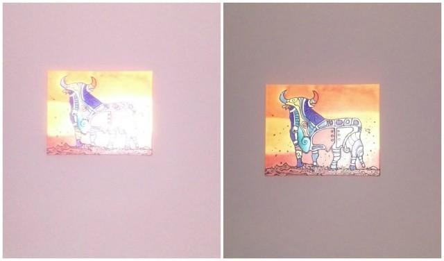 Качество фото до и после обновления HTC One M9