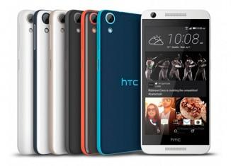 HTC представила новую версию Desire 626