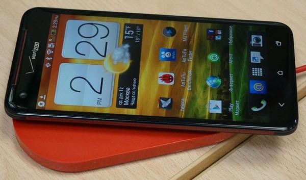 Обзор смартфона HTC Butterfly