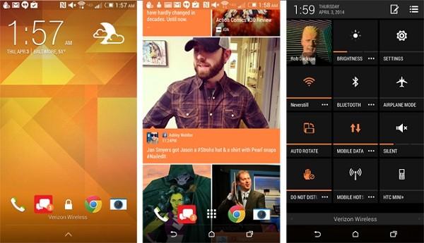 Обзор HTC Desire 320
