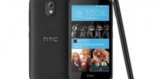 HTC Desire 530 start