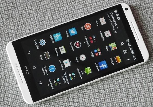 Обзор смартфона HTC Desire 816