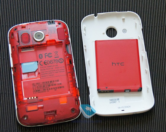 Обзор смартфона HTC Desire C