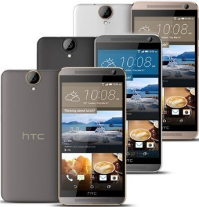 HTC One E9 Plus обзор
