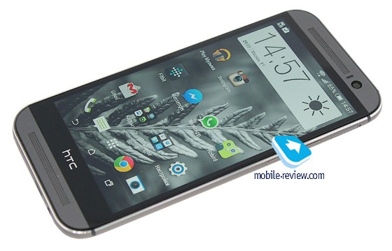 Смартфон HTC One M8 - обзор