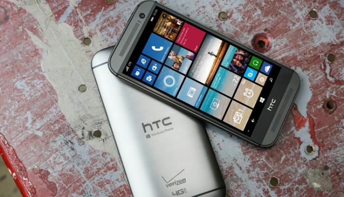 HTC смартфон на базе Windows